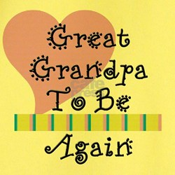 Great Grandpa To Be Again Str T