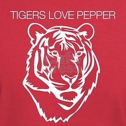 Tigers love pepper T-Shirt