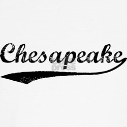 Vintage Chesapeake Kids T-Shirt