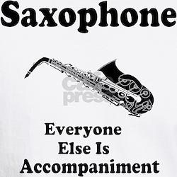 Saxophone Gift Shirt