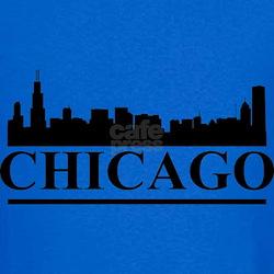 Chicago Skyline T