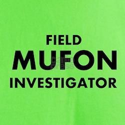 Green Field Investigator T-Shirt