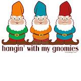 Funny hanging with my gnomies Pajamas & Loungewear
