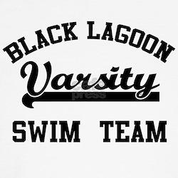 BL Varsity Swim Kids T-Shirt