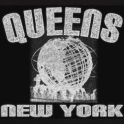 Queens, New York Black T-Shirt