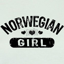 Norwegian Girl T