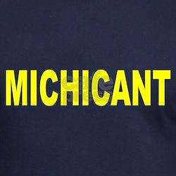 Michicant Anti Michigan Footb T