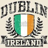 Dublin ireland T-shirts