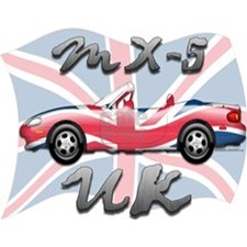 MX5 UK T-shirt