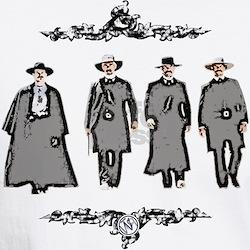 """""""Lawmen or Outlaws"""" Shirt"""