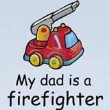 Firefighter Baby Hats