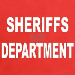 Sheriffs Department Women's T-Shirt (2 Sided)