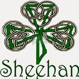 Sheehan Shamrock Shot Glass