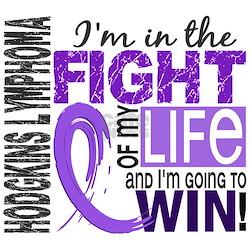 Fight Of My Life Hodgkin's Lymphoma Shirt