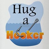 Hug a Hooker - Pint Glass