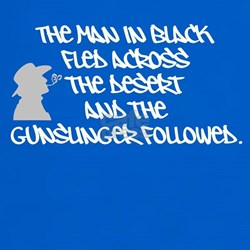 The Man in Black... T-Shirt