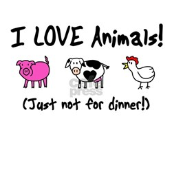 Not For Dinner Women's Pink T-Shirt