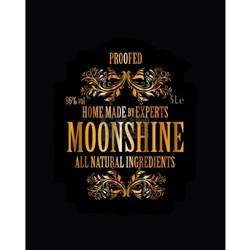 moonshine label template - photo #15