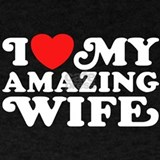 Amazing wife T-shirts