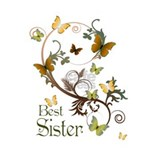 Butterfly sister Aprons