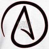 Athiest symbol Sweatshirts & Hoodies