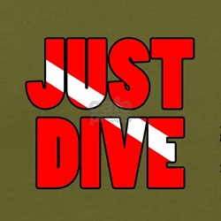 Just Dive T-Shirt