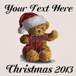 Christmas Teddy Tee