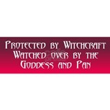 """Protected By Witchcraft"" Mug"