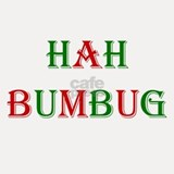 HAH BUMBUG Shot Glass