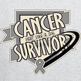 Brain cancer survivor Sweatshirts & Hoodies