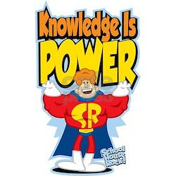 Schoolhouse Rock Knowledge Is Power Coffee Mugs ...