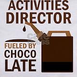 Activity director T-shirts