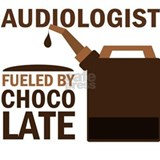 Audiologist Chocoholic Gift Water Bottle