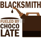 Blacksmith Chocoholic Gift Water Bottle