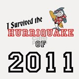 I Survived the Hurriquake of 2011
