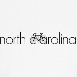 Bike North Carolina Tee