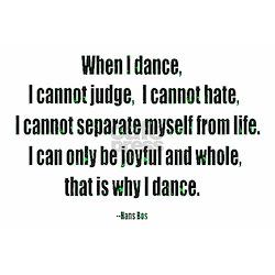 Why I Dance Infant T-Shirt