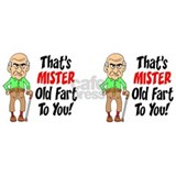 That's Mister Old Fart To You Coffee Mug