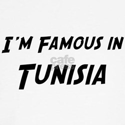 Famous in Tunisia Tee