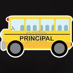 Principal School Bus Tee