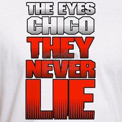 The Eyes Never Lie Shirt