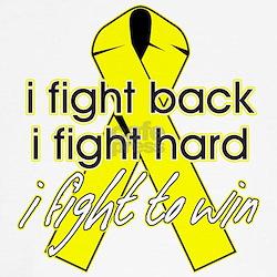 Testicular Cancer IFightBack T