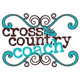 Cross Country Coach Water Bottle
