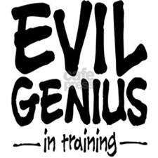 Evil Genius In Training Large Mug