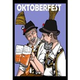 Oktoberfest Framed Prints