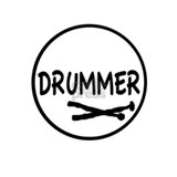 Drums Wall Decals
