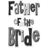 Father of the bride Wall Decals