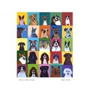 Dog breed Framed Prints