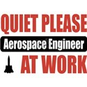 Aerospace engineer Framed Prints