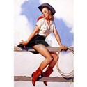 Pinup Wall Decals